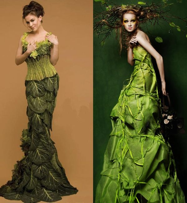 Nature Dress: Nature Inspired Designs