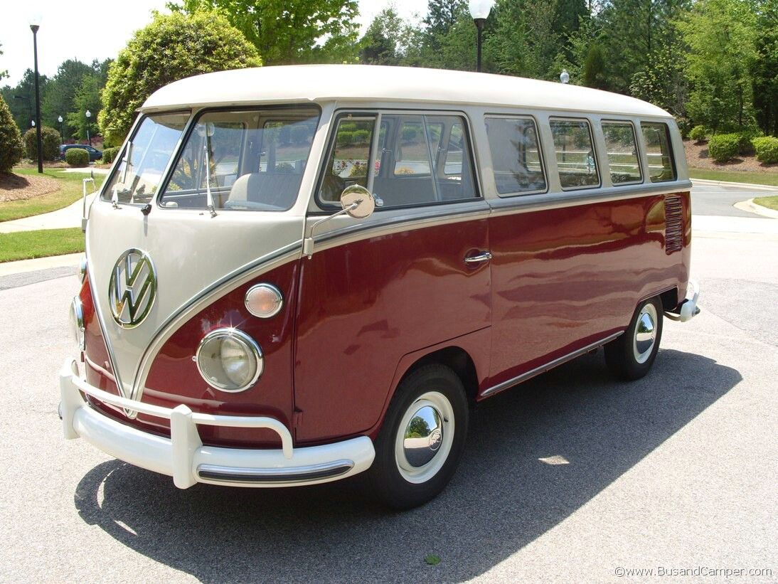 bc44114b67 Classic VW Campers for Sale