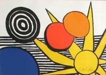 Alexander Calder Sun And Planets With Images Alexander Calder