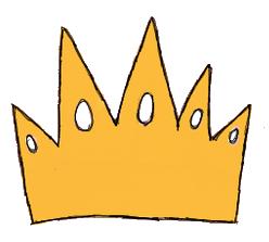 Chicken Nuggets Crown Illustration Tumblr Transparents Transparent