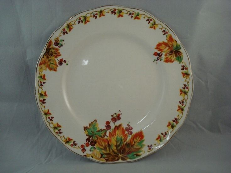 Fall Vintage Dinnerware (with images) · jessgerald · Storify