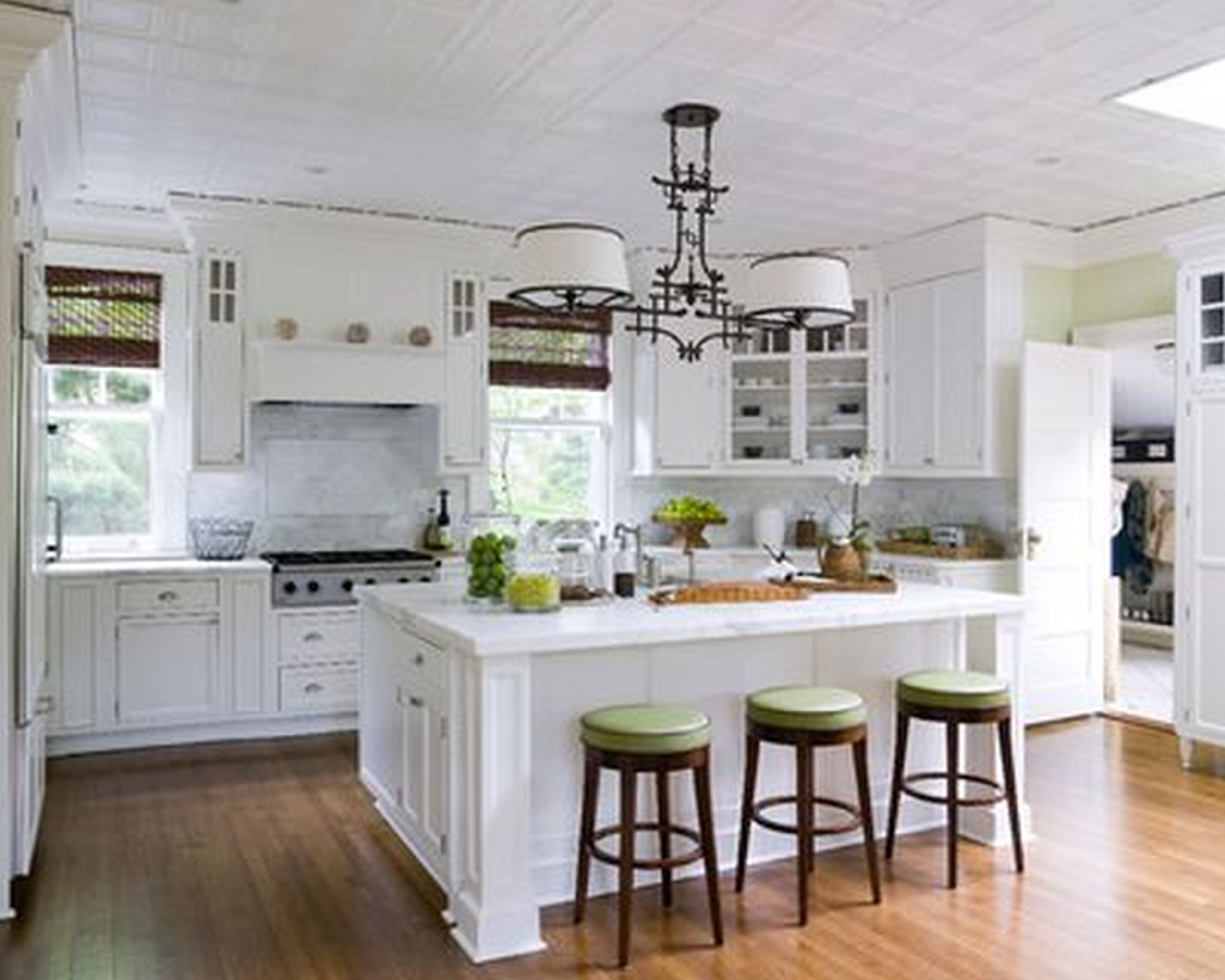 Charmant Modern Chic Kitchen Designs, Light Wood Floor   Google Search