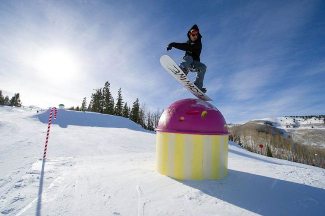 Neffland Opening Day Park City Mountain Park City Snowboarding