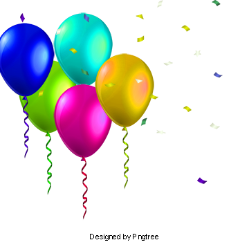 Birthday Balloons Birthday Balloons Clipart Colored Balloons Png Transparent Clipart Image And Psd File For Free Download Birthday Balloons Clipart Birthday Balloons Balloon Clipart