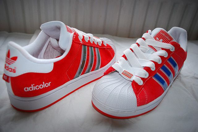 With Changeable Adidas R5's Different Superstar Adicolor Stripes 10 0NvnOm8w