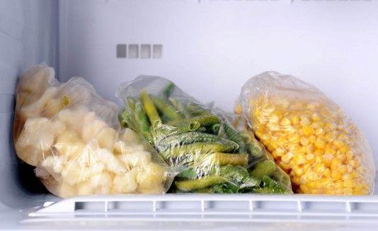 Cuánto Tiempo Puedes Guardar Un Alimento Congelado Alimentos Congelados Comida Para Congelador Verduras Congeladas