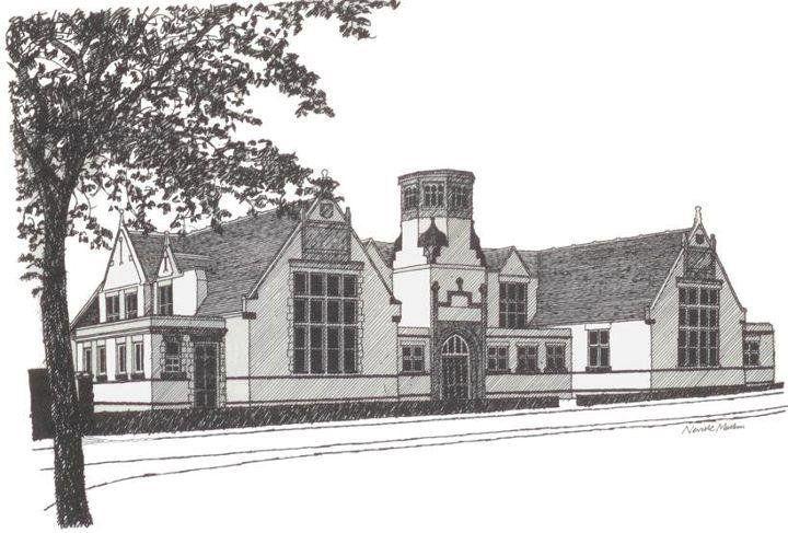 First Longton High School, Trentham Road