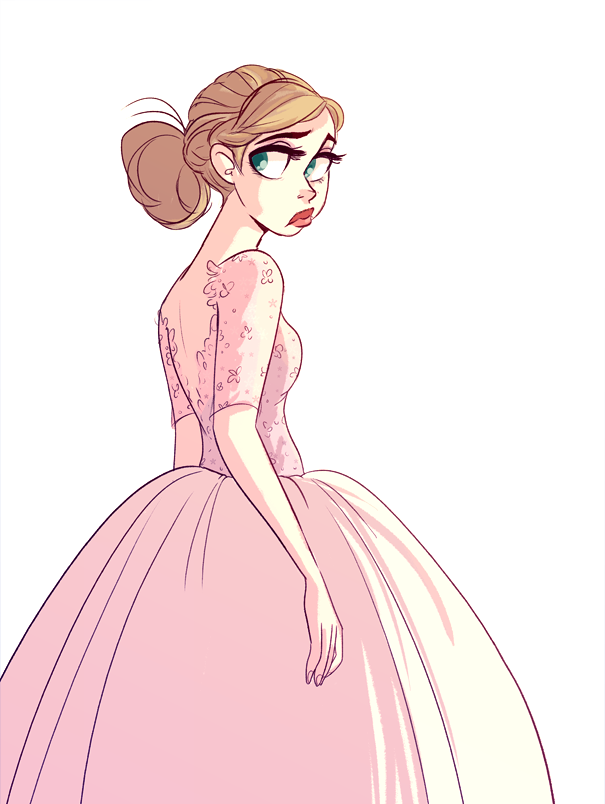 warmup lady | Character Design - Female | Pinterest | La corona ...