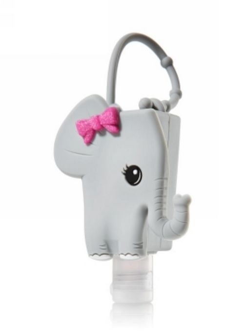 Elephant Hand Sanitizer Holder Bath And Body Works Bath And