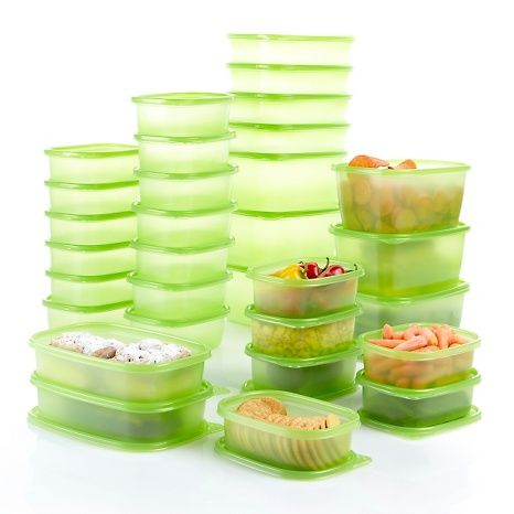 Debbie Meyer UltraLite GreenBoxes™ 62-piece Storage Set. LOVE these :)