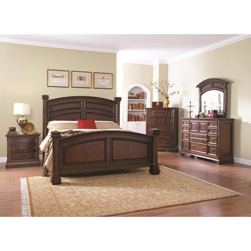 Coaster Savannah King Bedroom Group Fine Furniture