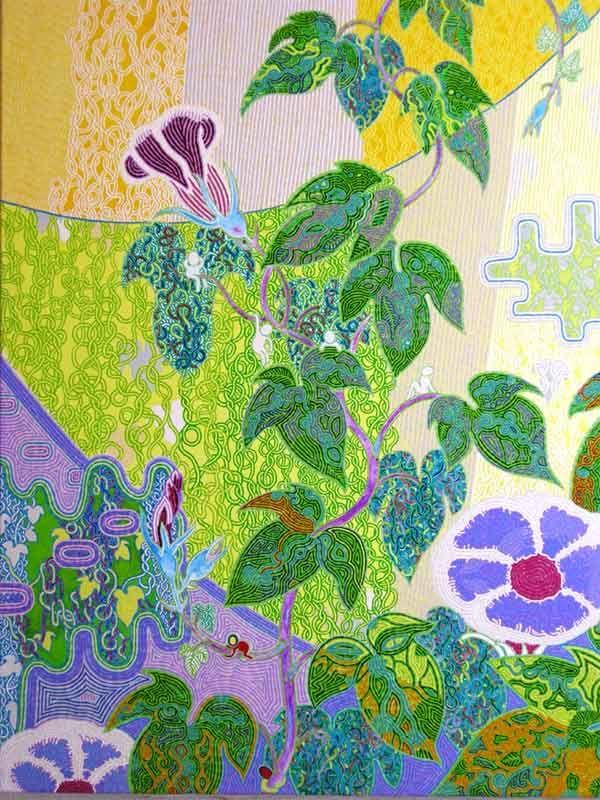 Fumihiro Kato Contemporary Japanese Painter From Osaka Japan