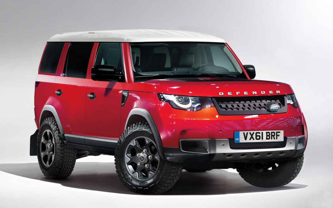 New 2019 Land Rover Defender Price And Release Date Http Www 2017carscomingout Com New 2019 Land Rover Defender Price And Release Land Rover Defender Mobil