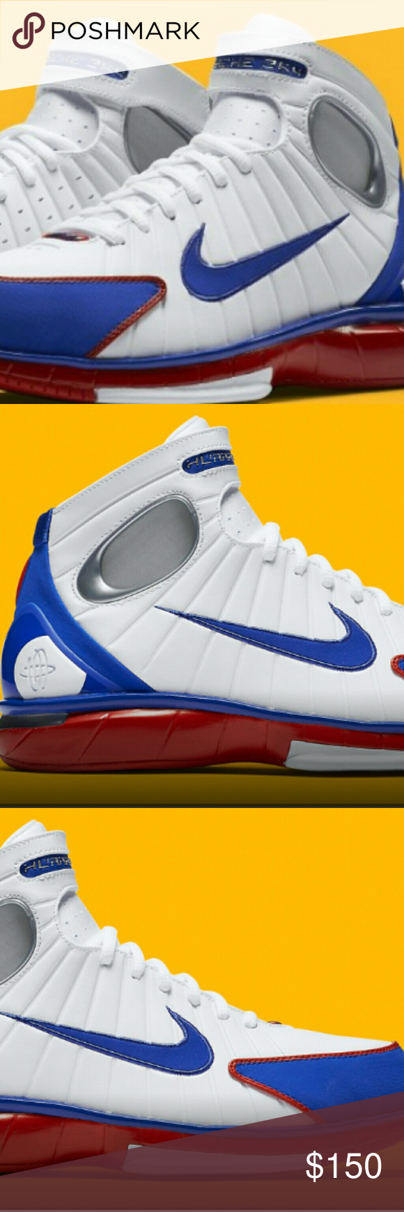 48e2edb51876 Nike Kobe Retro Air Zoom Huarache 2K4(All Star) 🔥🔥Man this shoe is ...