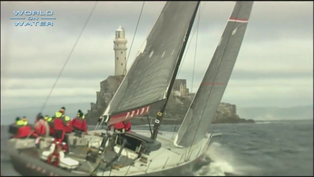 World on Water August 09 15 Global Sailing News Fastnet, TP52's, US Sail...