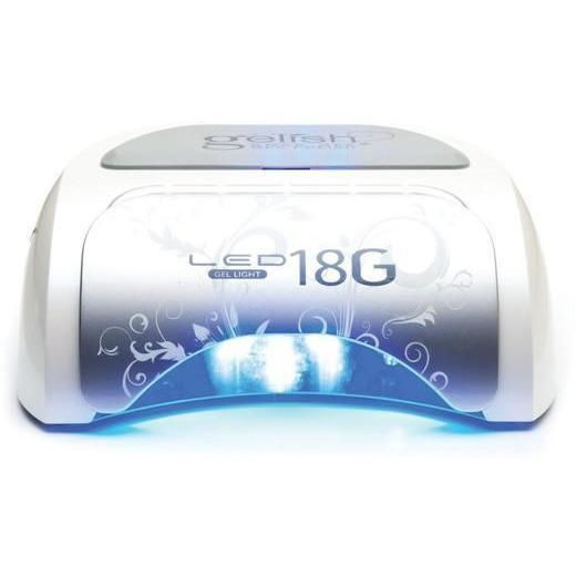 Gelish Soak-Off Gel Polish - High Performance LED Gel Light 18G (110V)