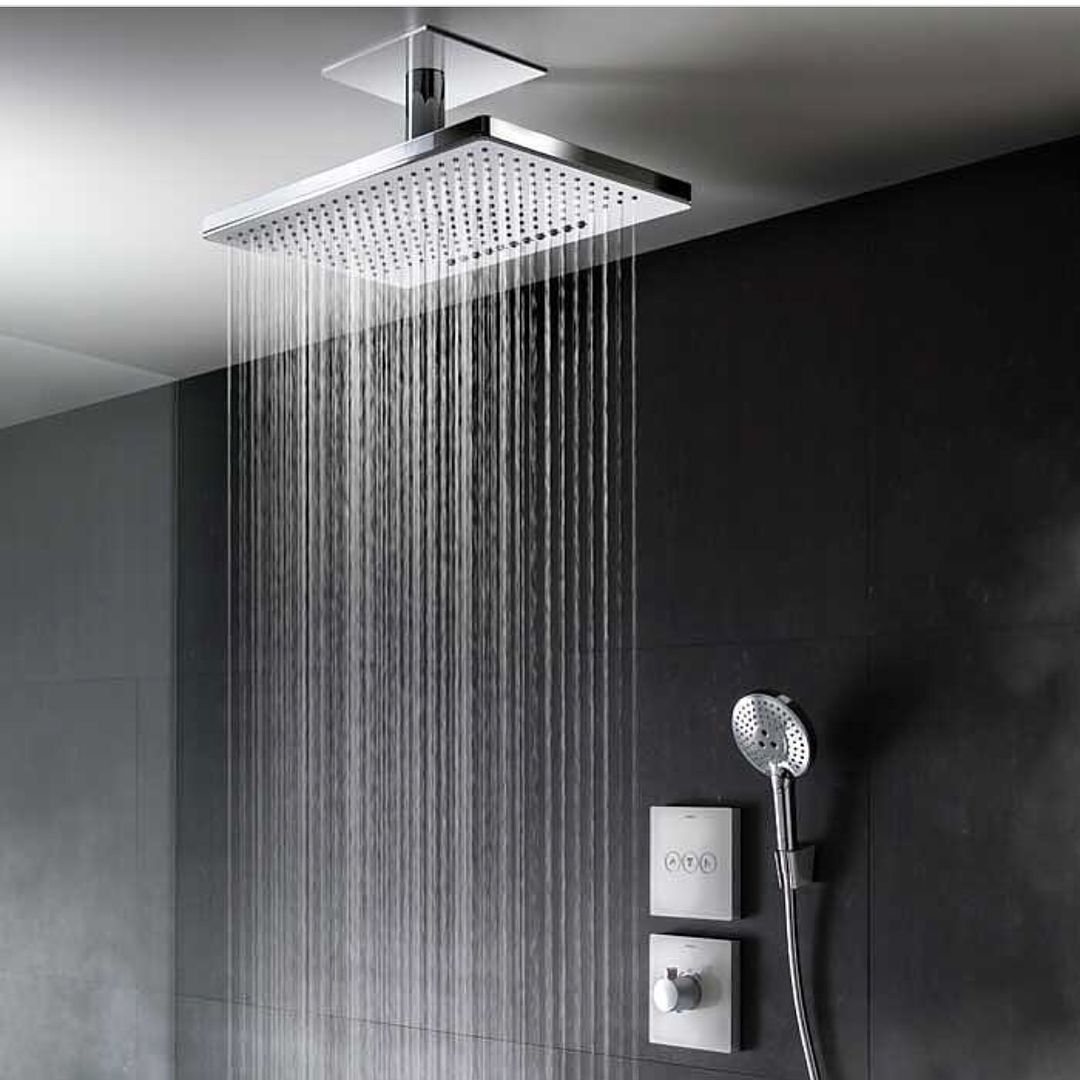 Everything you need to transform your shower into a spa: hansgrohe ...