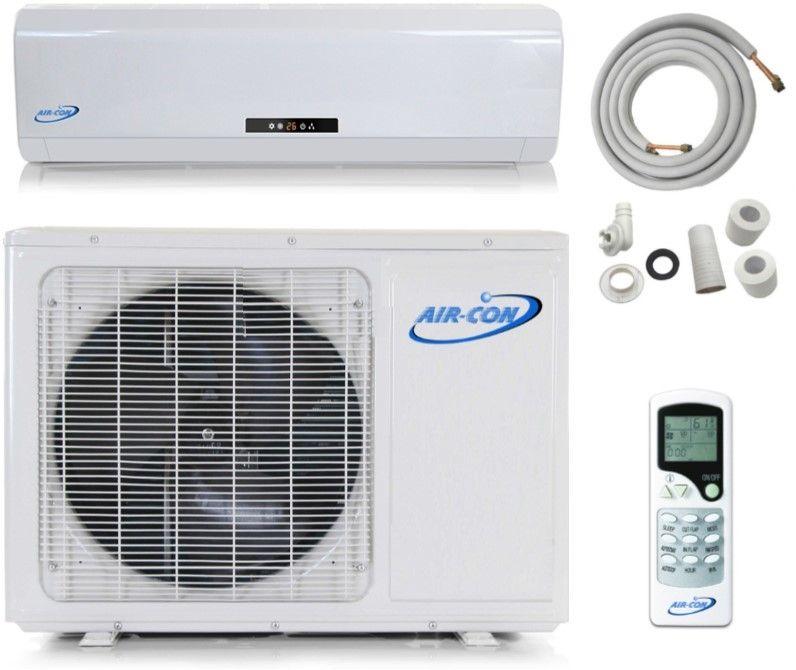 18000 Btu 17 6 Seer Mini Split Heat Pump Ac With