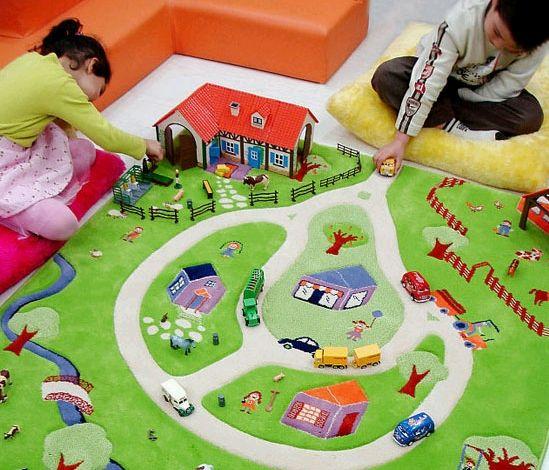Alfombras interactivas para ni os alfombras infantiles - Alfombras divertidas ...