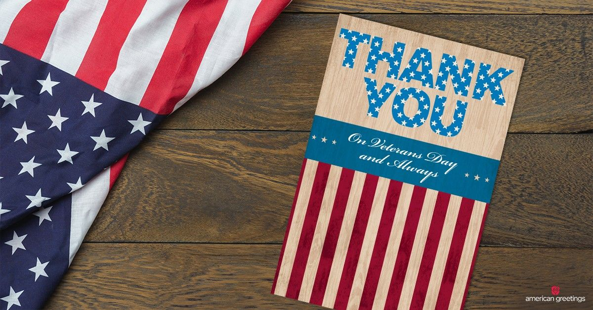 With gratitude for your service to #America on # ...