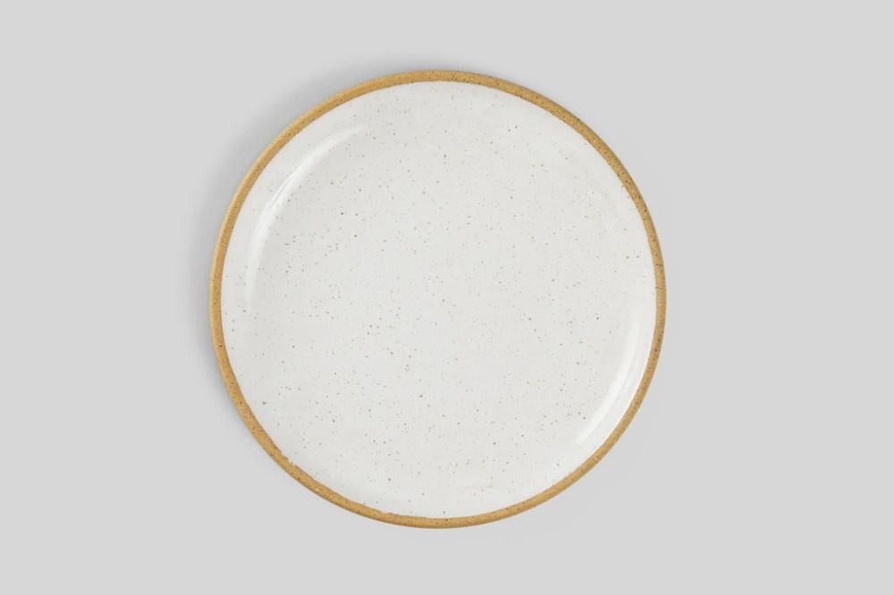 Norden 10 Dinner Plate White Speckle In 2020 White Dinner Plates Plates Dinner Plates