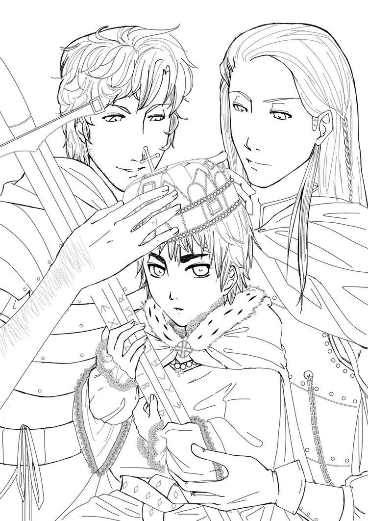 King Arthur Coloring Pages Coloring Pages Colouring Pages King Arthur