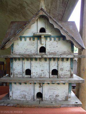 Nice Big Rustic Bird House Large Bird Houses Bird