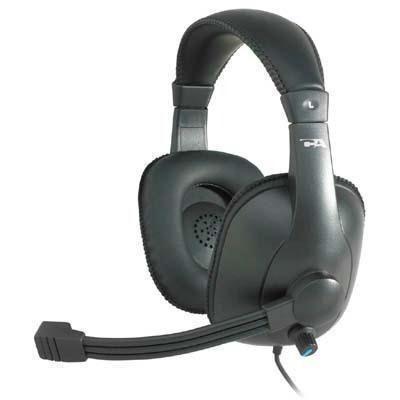 Pro Grade Stereo Headset Mic