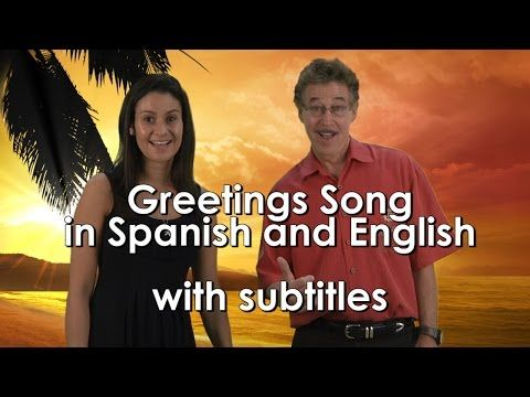Greetings song for kids in spanish and english with subtitles jack greetings song for kids in spanish and english with subtitles jack hartmann youtube m4hsunfo