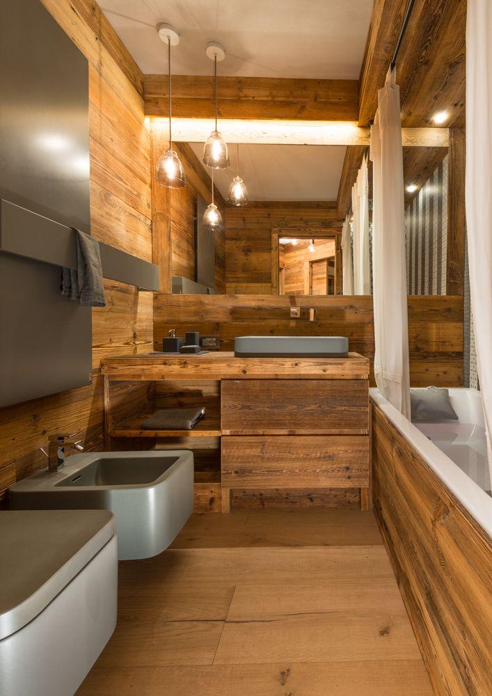 Caracter architettura d 39 interni progettazione for Bagni interni case