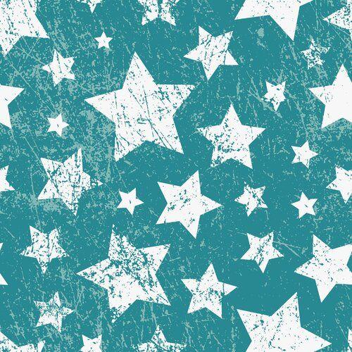 Keyshawn Soft Stars Flatweave Green/Ivory Rug Isabelle & Max Rug Size: Runner 80 x 200cm
