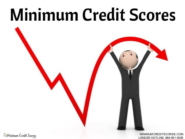 Minimum Credit Scores Minimumcreditscores Com Credit Score Home Loans Scores