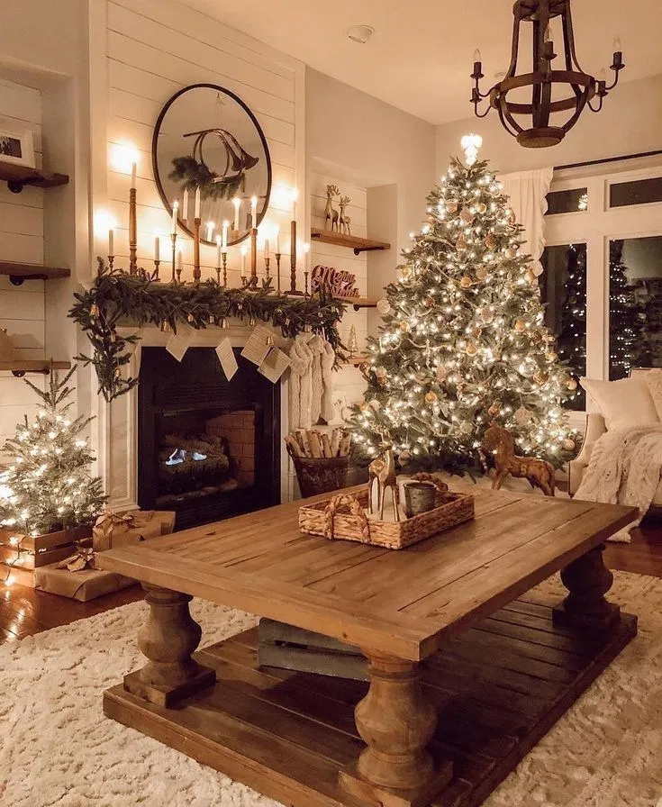 Elegant winter decoration ideas must have try at home 40 #christmasdecorideas