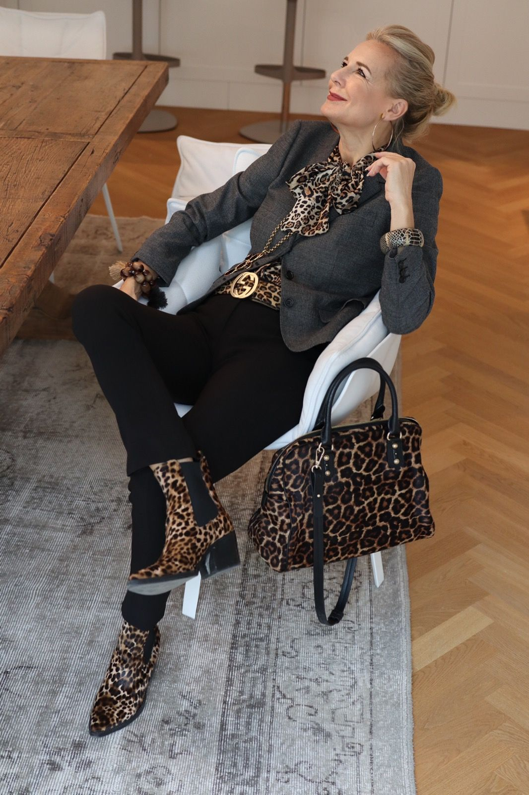 Photo of Bibi Horst, the expert for styling and anti-aging 45+ | Style experts for styling and anti-aging 45+