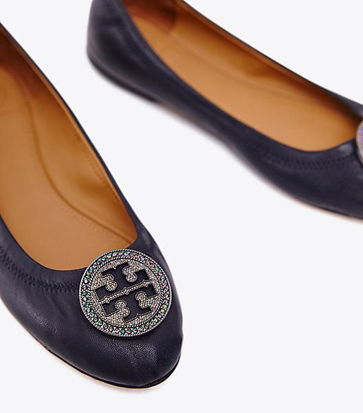 b8e92585381 Tory Burch Liana Ballet Flat   Women s In Color