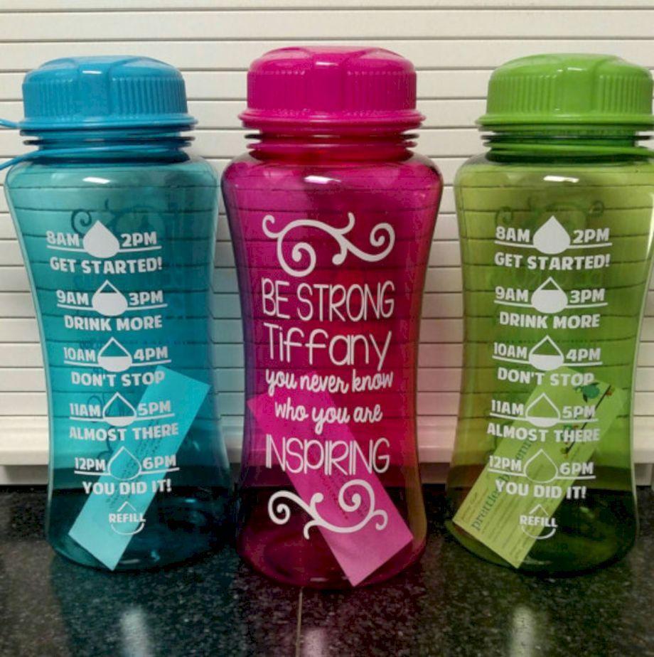 60 Creative Diy Personalized Water Bottle Ideas Water Challenge