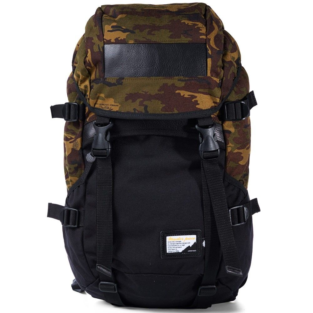 Master-Piece x P01 Backpack (Multi Camo)
