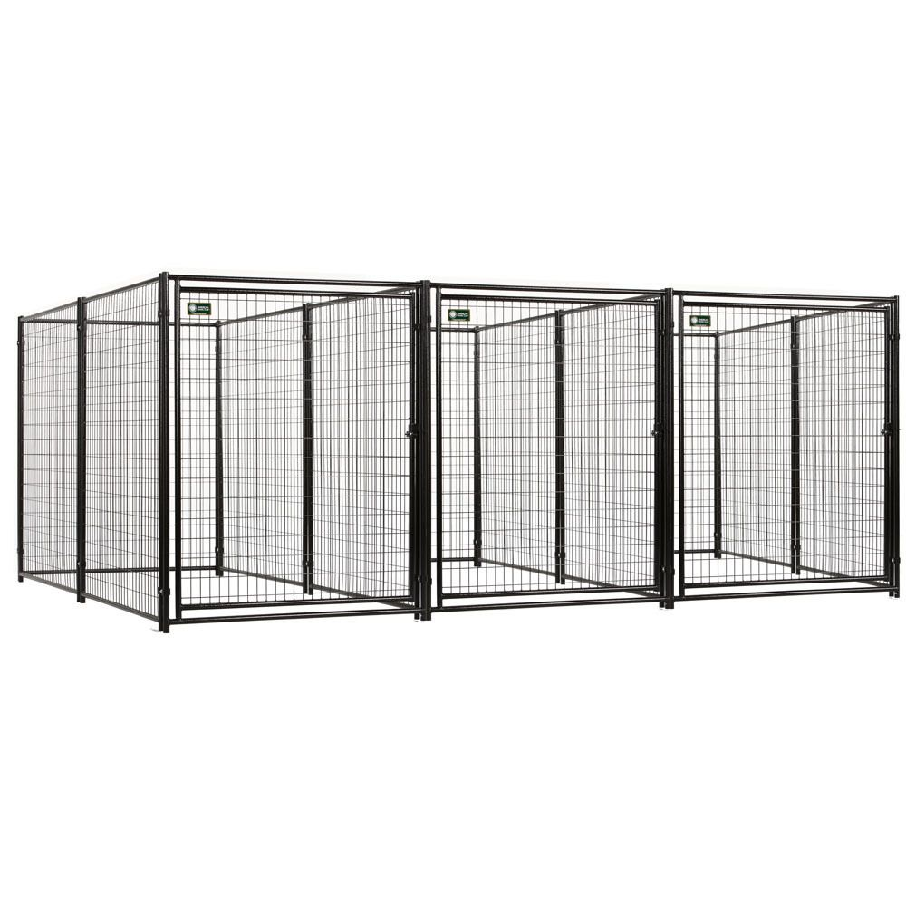 The AKC welded wire kennel delivers the highest quality, performance ...