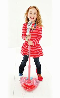 Creative Gifts Karaoke Singing Microphone Mic Music Toy For Child Girls Boys US