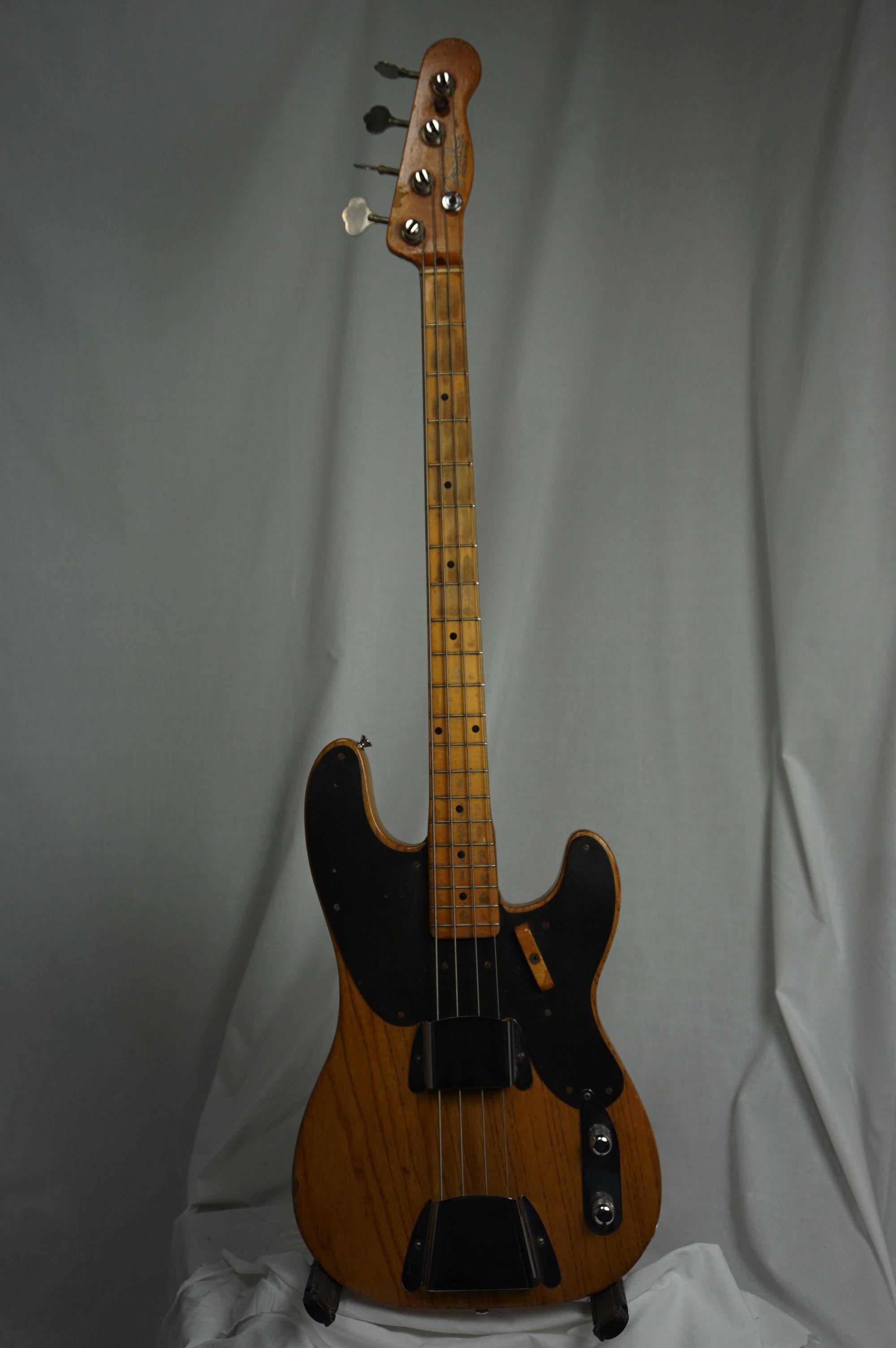 vintage fender precision bass 1951 westwood music tradition since 1947 vintage folk. Black Bedroom Furniture Sets. Home Design Ideas