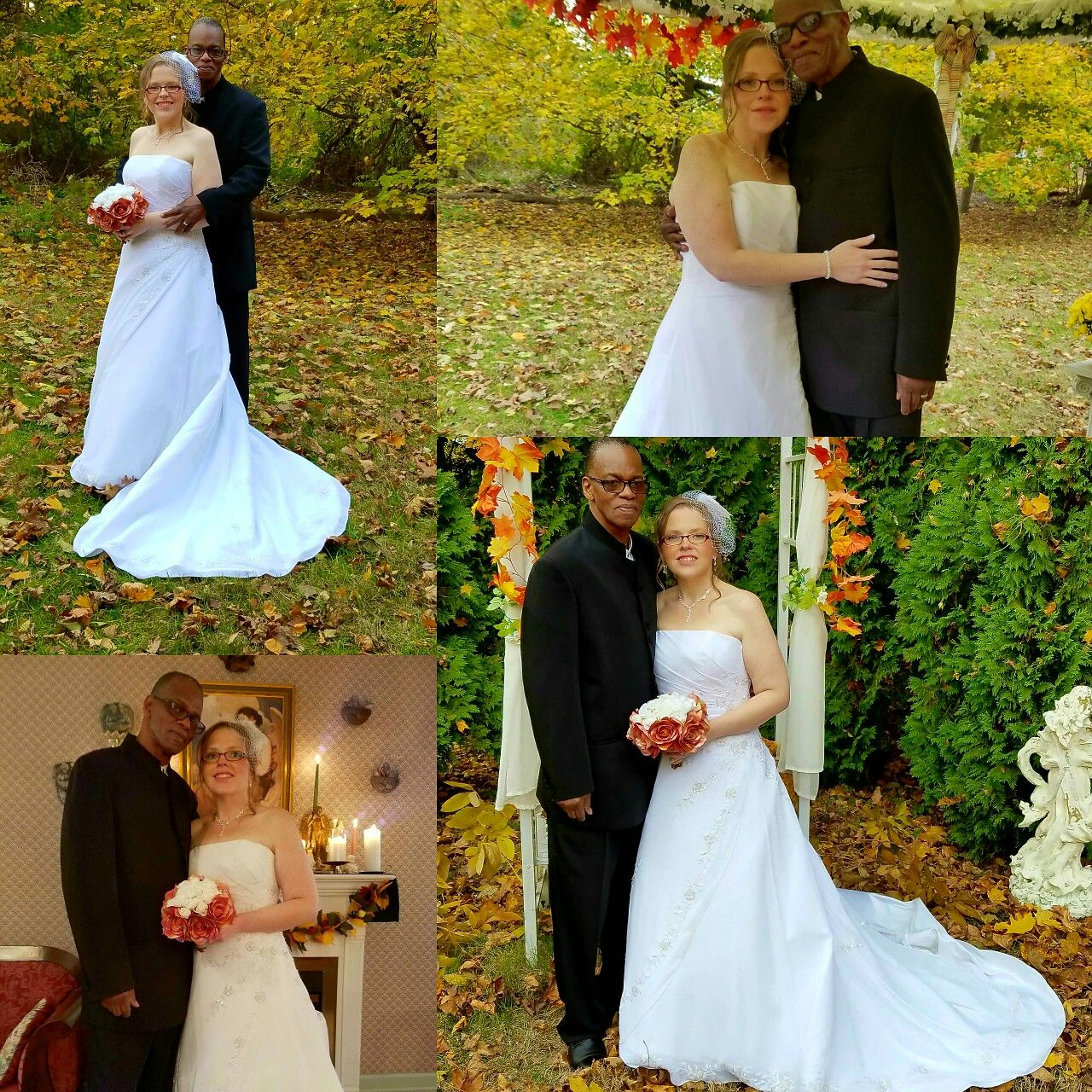 Congratulations To Jessica And Lorenzo They Exchanged Their Wedding Vows On This Perfect Fall Day Four Elopement Small Vow Renewal Packages