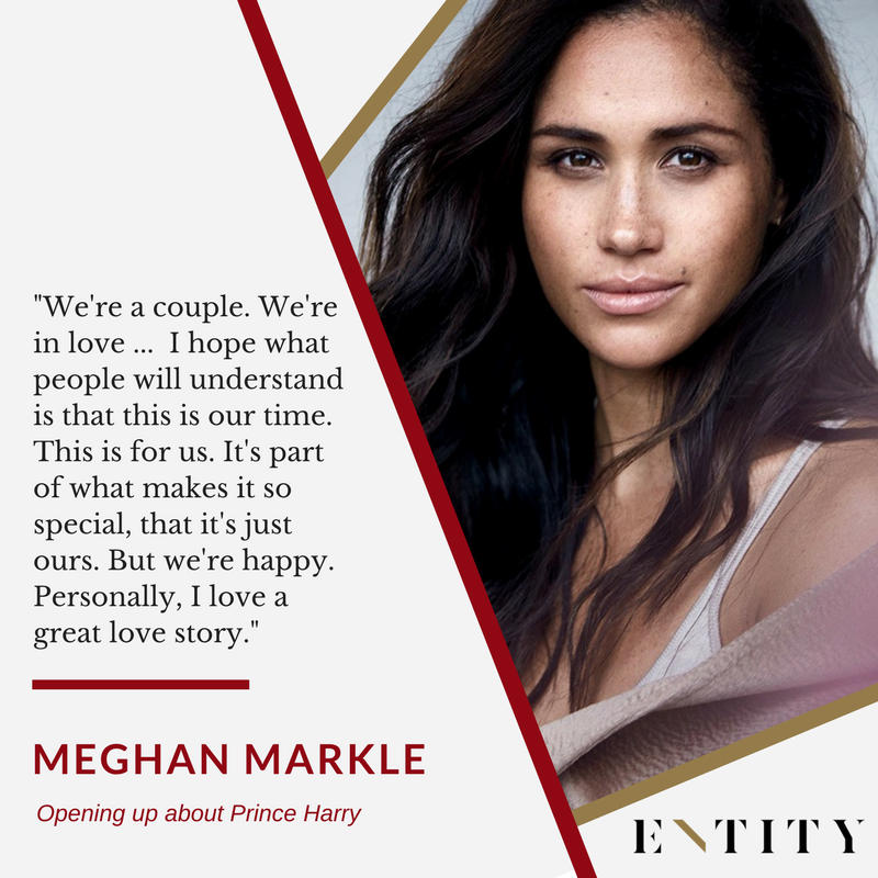 Love Finds You Quote: Royal Wedding Of Prince Harry & Meghan Markle On May 19