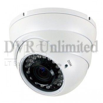 4 X SONY 550TVL 1//3 CCD Color Super Dome Cameras 3.6mm Lens