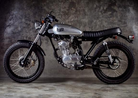 Modifikasi Motor Cb 100 Jap Style
