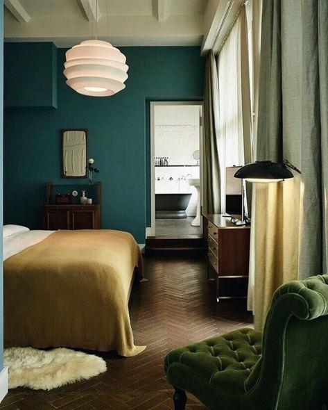 Photo (LA COOL & CHIC)   Traumhäuser, Schlafzimmer und Runde