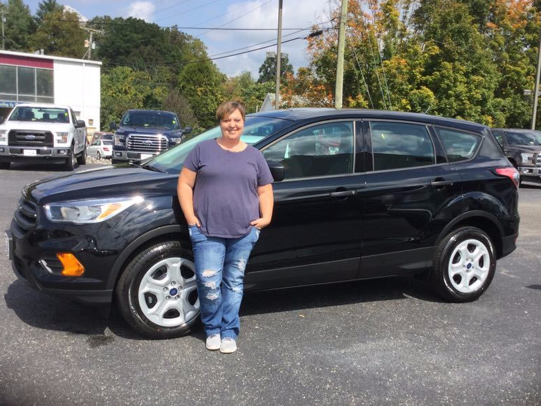Thank you Katrina enjoy your new 2017 Ford Escape Steve Akers