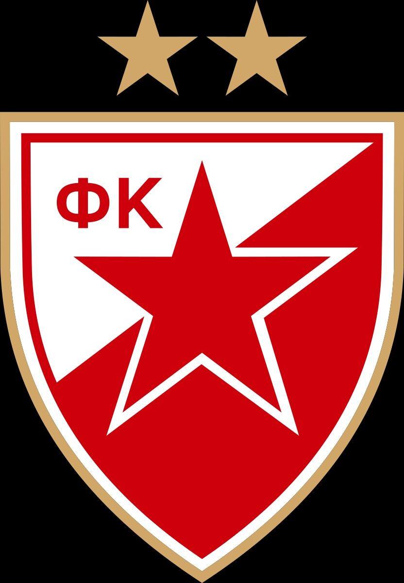 Red Star Belgrade Crest Red Star Belgrade Champions