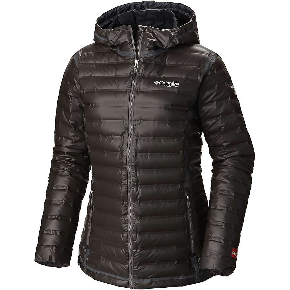 Columbia Titanium Women's OutDry Ex Gold Down Jacket ...