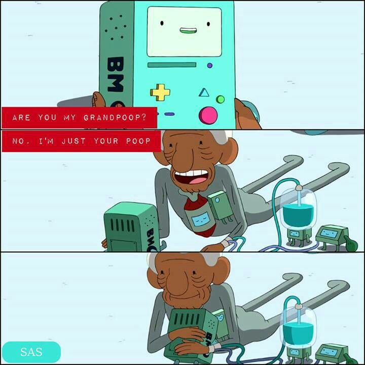 Adventure Time :) BMO