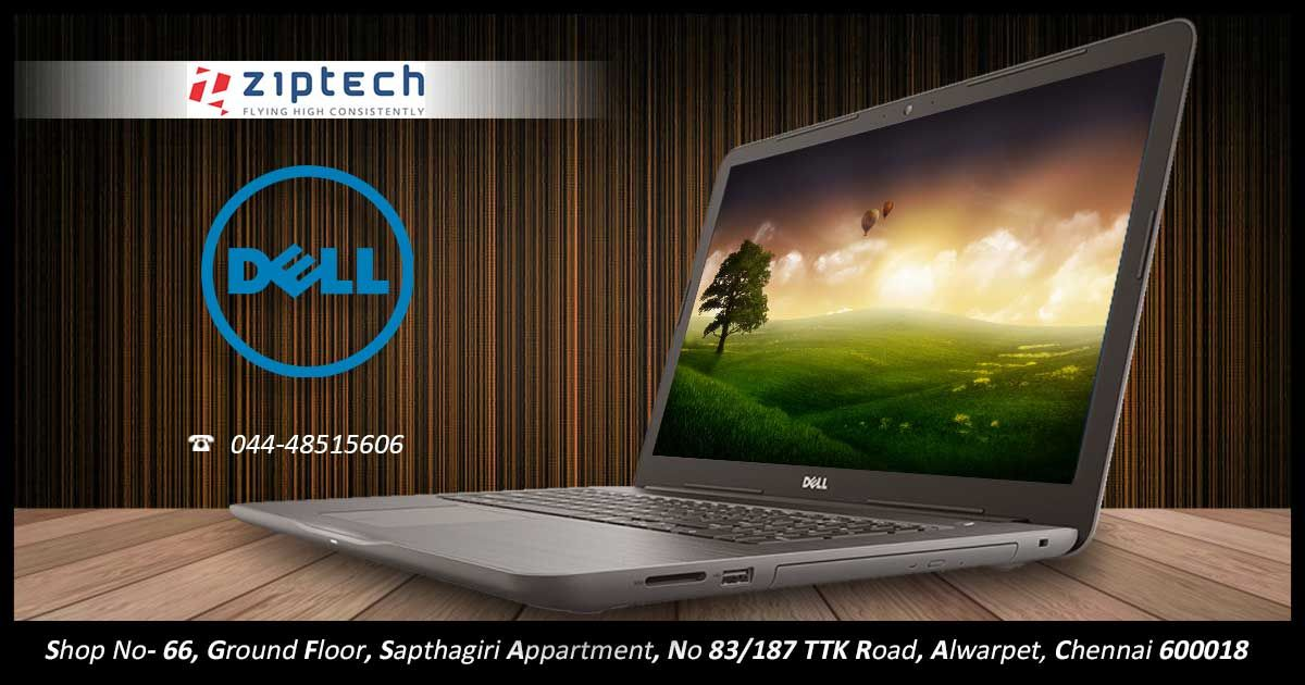 Explore various range of Dell laptops for business, now available with easy EMI options @ Ziptech Alwarpet. Call us for more details @ 044-48515606.